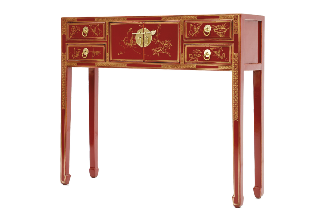 decorating with red furniture, interior design, feng shui, accessories for home, Hong Kong