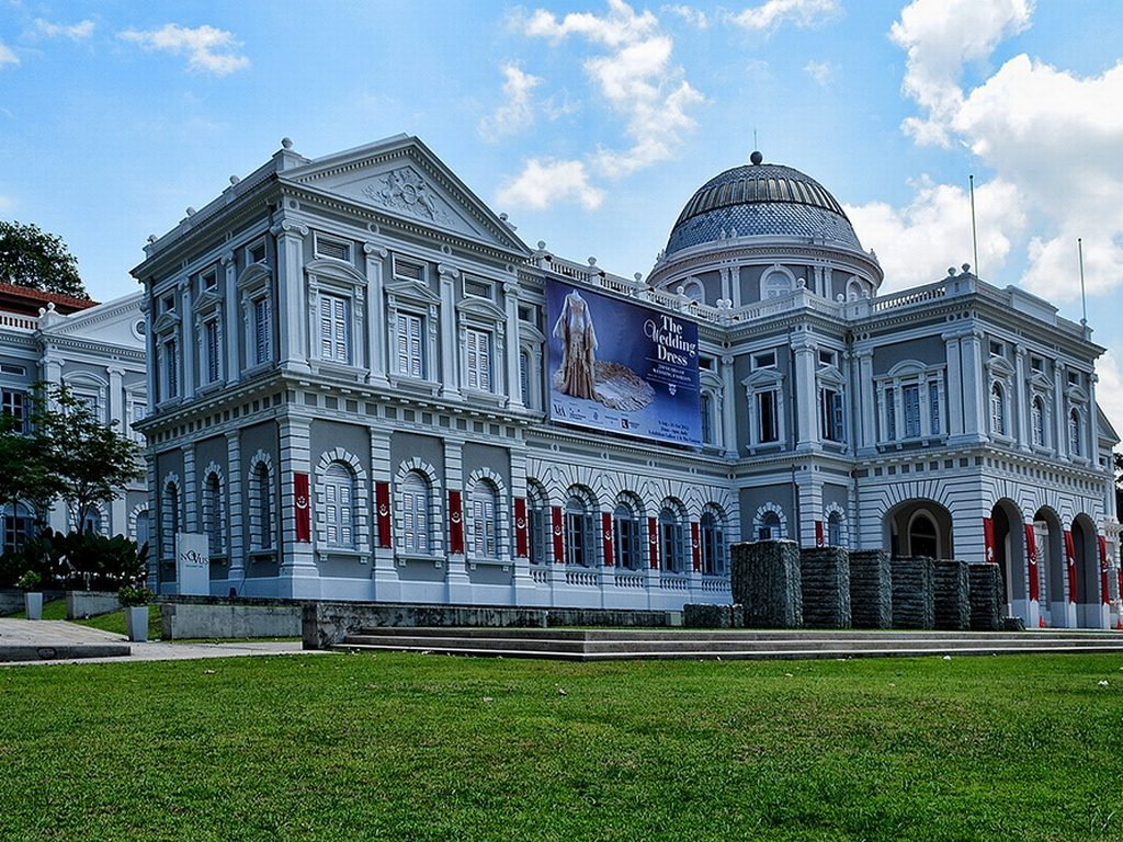 The National Museum in Singapore