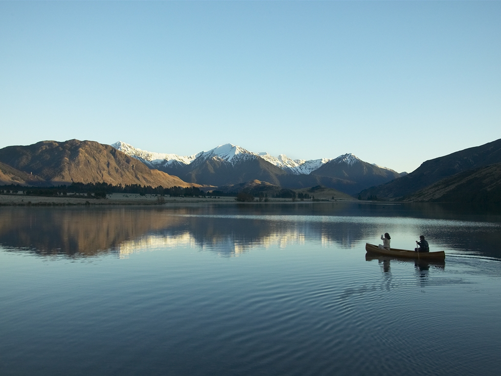 Grasmere Lodge in Canterbury, New Zealand
