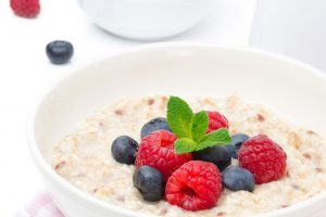 healthy recipes with berries for antioxidants