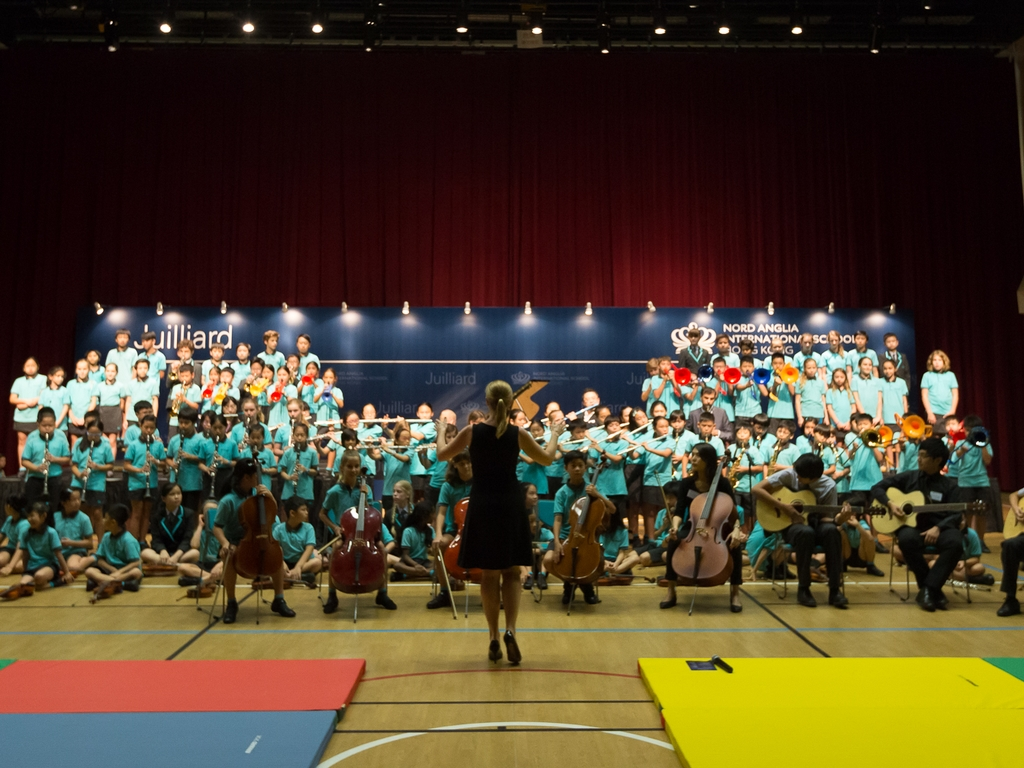 Nord Anglia and The Juilliard School, New York, have entered into an exciting collaboration