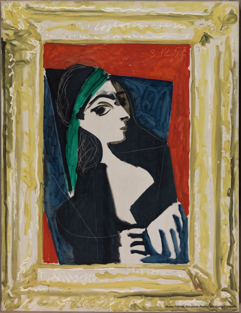 Times Square will host the Picasso and Jacqueline exhibition