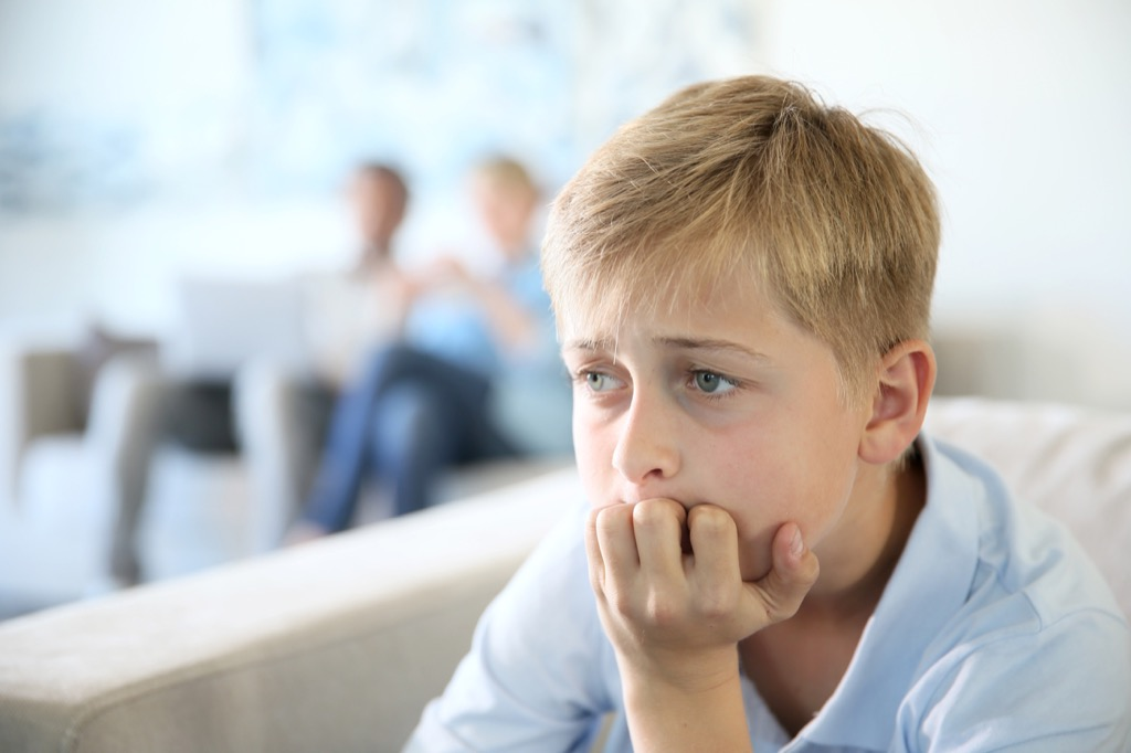 Anxiety disorders affect one in eight children