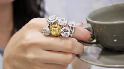 The Diamond Registry can offer competitive pricing as a major international diamond distributor.