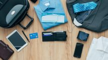 Try some simple tricks next time you are packing for a business trip