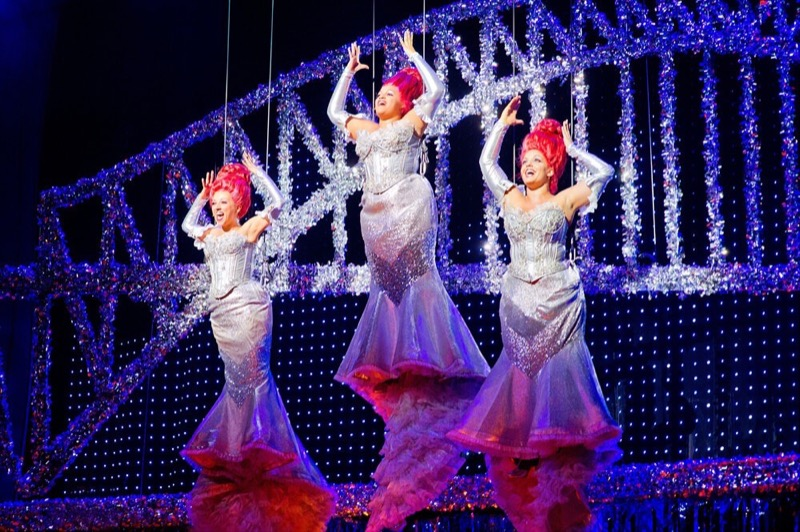 Priscilla Queen of the Desert, The Musical is a highlight among the things to do in Hong Kong in September