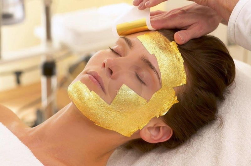 Try the ultra-luxe gold facial at Elly House of Beauty