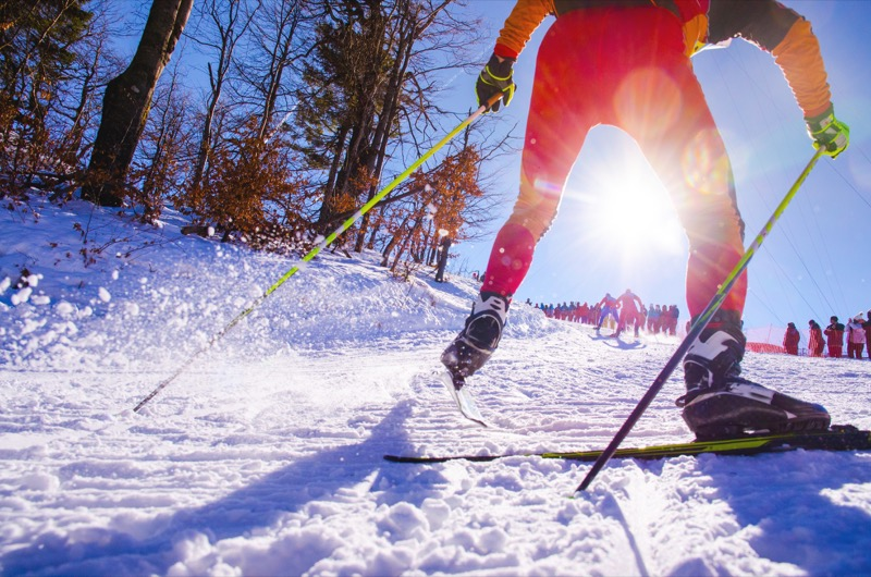 How about hitting the piste in Pyeongchang
