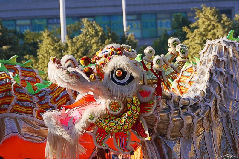 Chinese New year in Macau: The New Year Parade will entertain the crowds