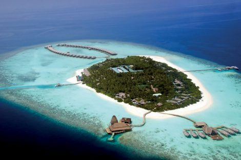 The Maldives, Anantara Kihivah, islands, travel