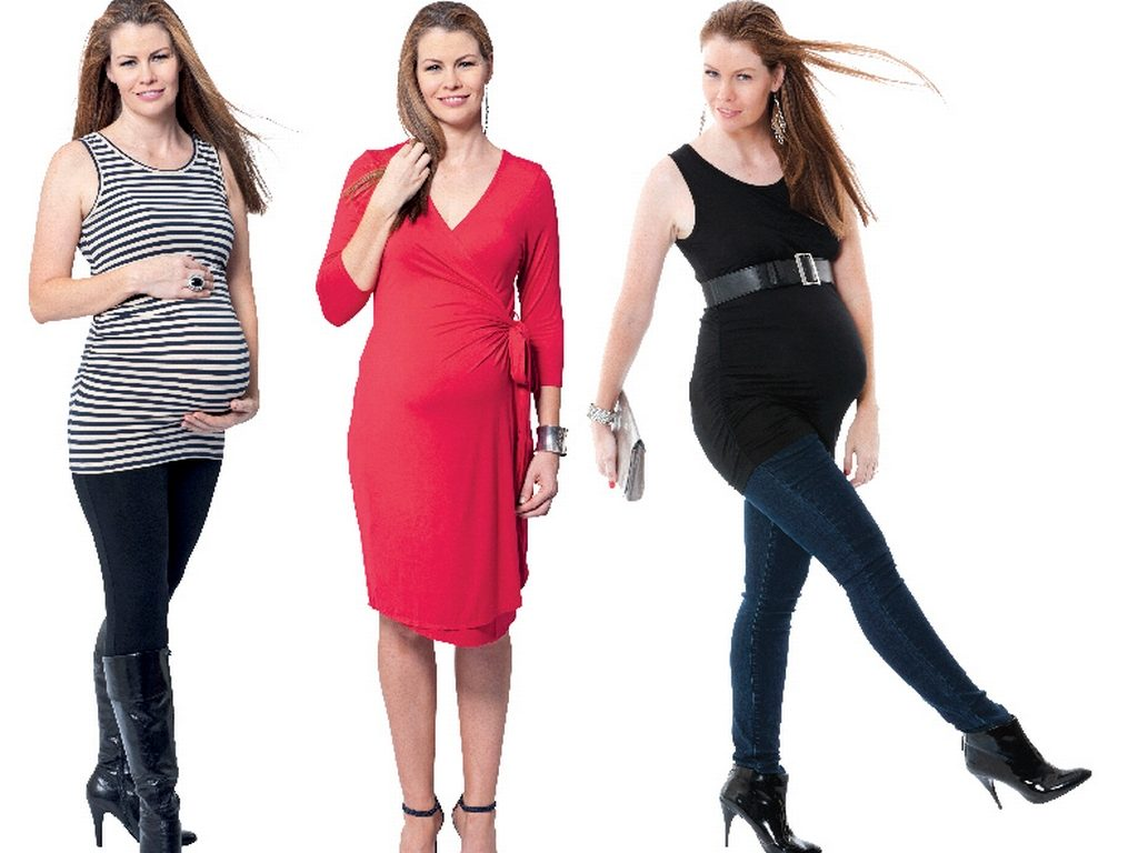 tips on how to dress throughout pregnancy, creative director of Sono Vaso, pregnancy fashion