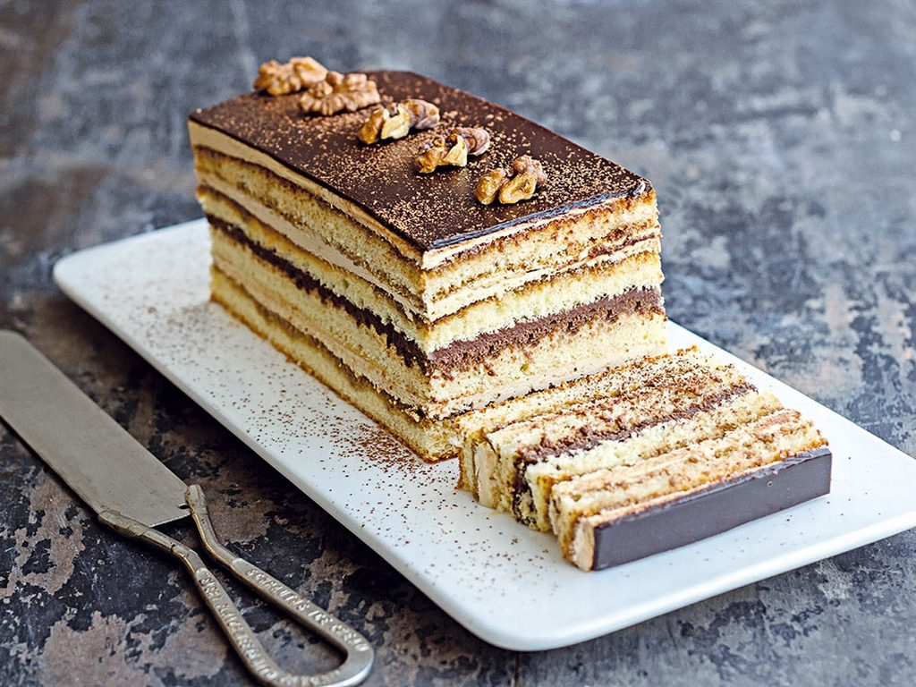 cake recipes, Hong Kong cupcakes, layer coffee cake, pastries in Hong Kong