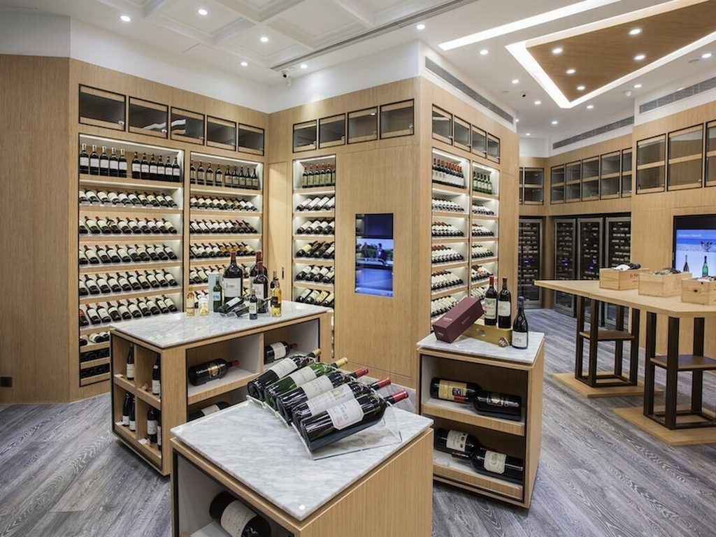 Altaya Group, wine retail shops, Wine Etc, Central and Happy Valley, Hong Kong