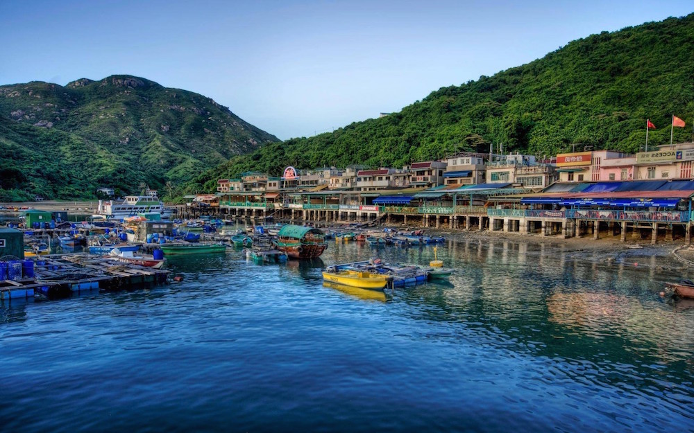 Hong Kong outlying islands, adventure guide to Cheung Chau, Lantau, Peng Chau, Lamma island, Hong Kong