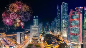 Where to watch National Day fireworks in Central, best views of October 1 fireworks on Hong Kong Island