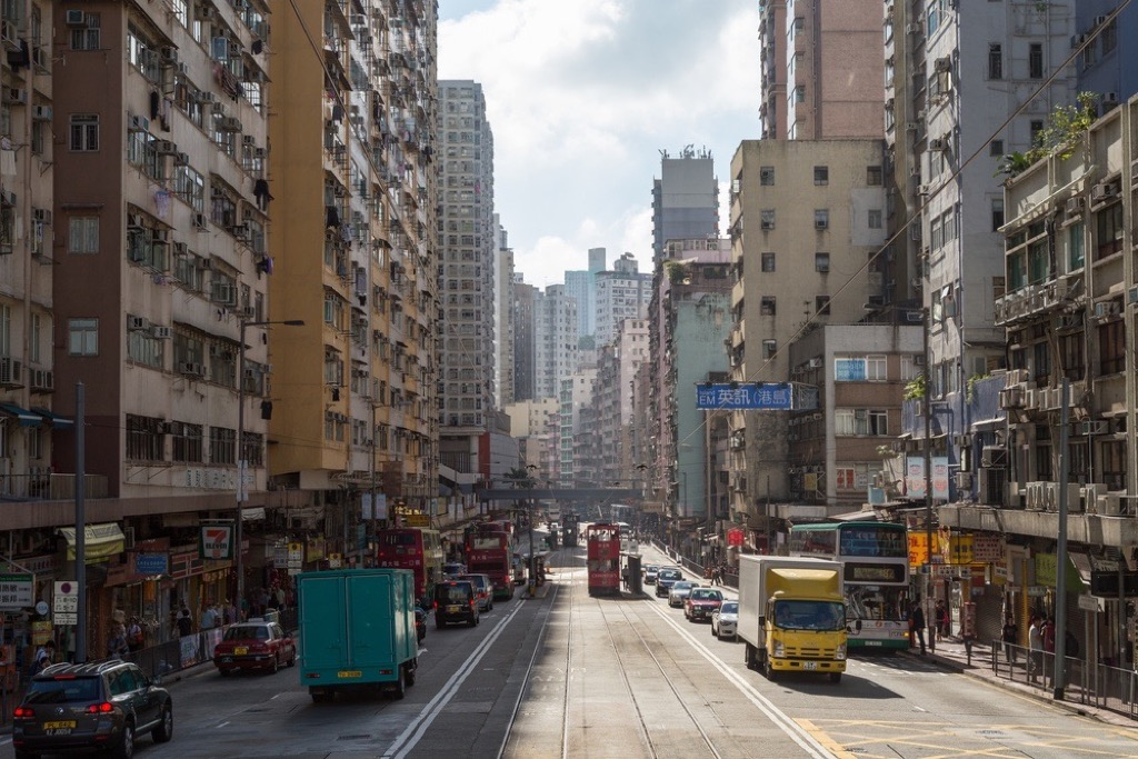 City Plaza in Quarry Bay is on the list of where to shop in Hong Kong