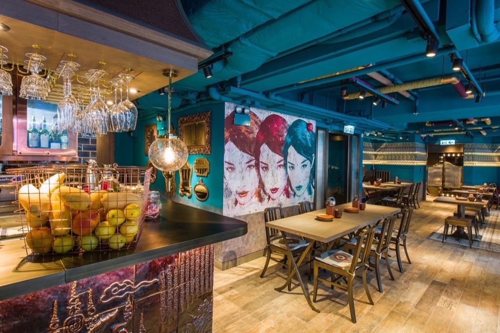 My Tai Tai offers bold and authentic Thai food