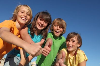 Easter Holidays Camps for tweens and teens