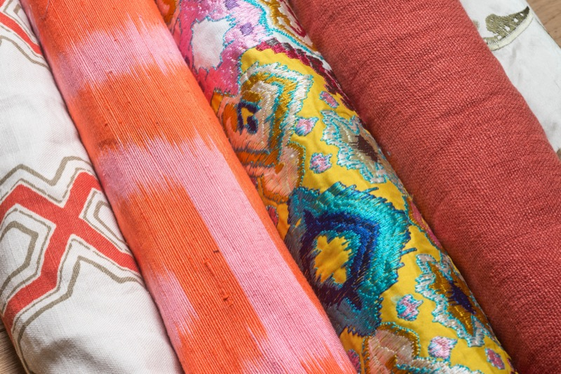 Pick up some exquisite fabrics at the Altfield Interiors Fabric Pop-Up Sale