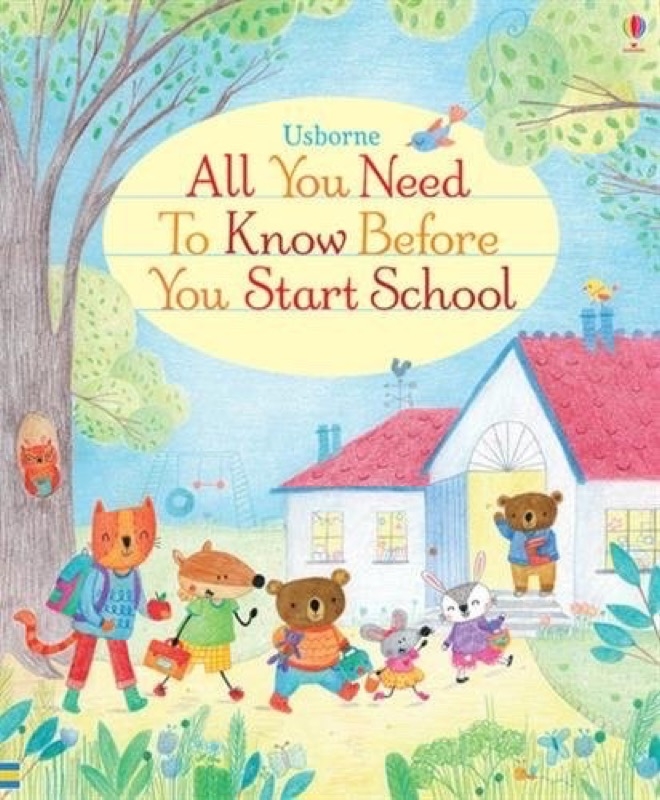 Backpacks: All You Need To Know Before You Start School book, $160, Bookazine, 2555 0431, bookazine.com.hk