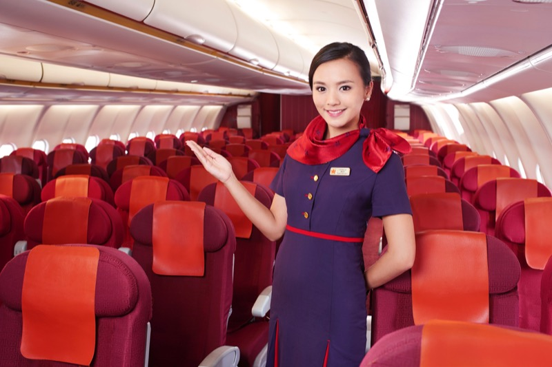 Hong Kong Airlines has made some cool in-flight changes