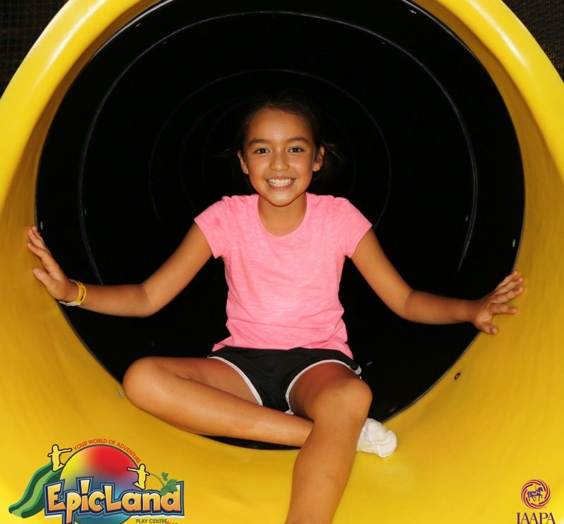 indoor activities at Epicland