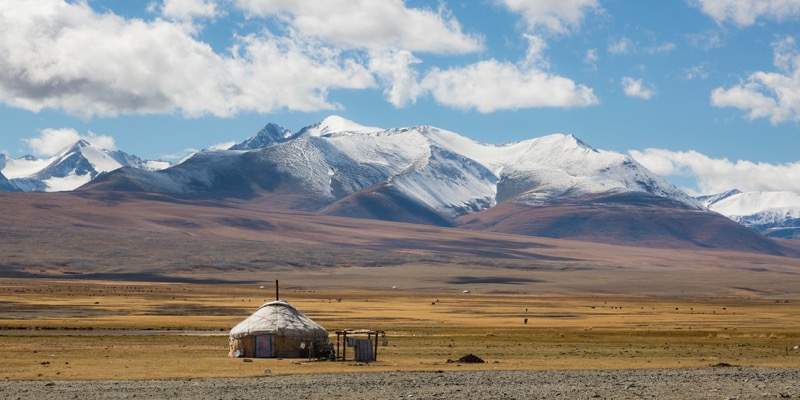 Family holidays in Mongolia