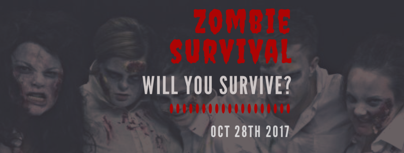 Join the Zombie Survival event