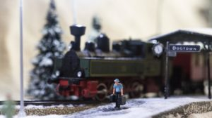 what's on: Check out the Dogtown miniature winter village