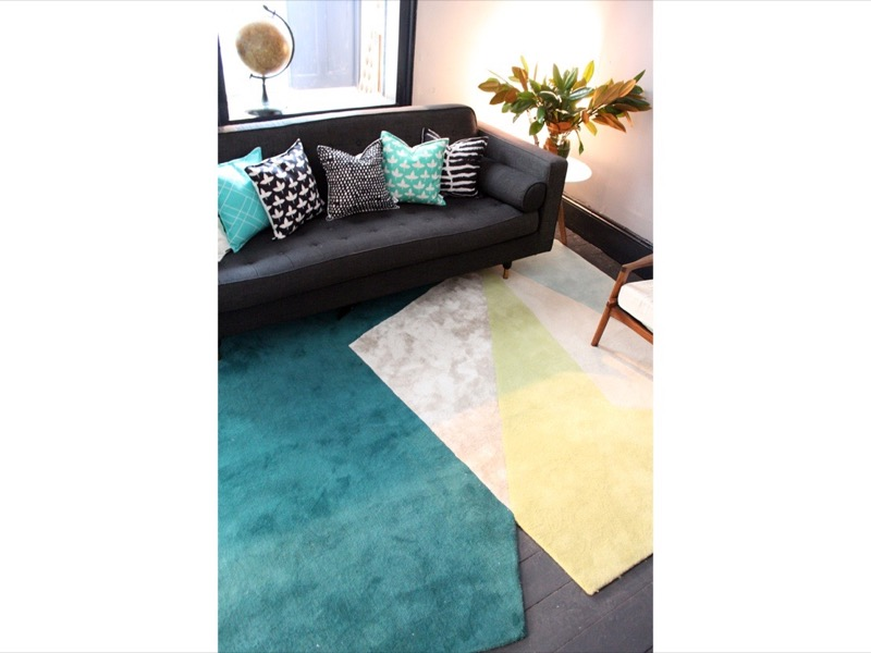 interior design trends for 2018: Cushions and rugs can add an instant update