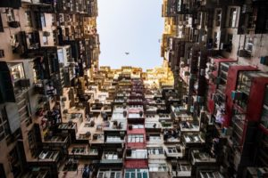 Montane Mansion is easily one of the top Instagram spots in Hong Kong