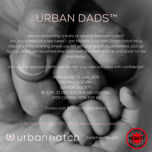 Urban Dads Hong Kong