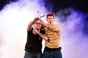 image of Potted Potter show for things to do in Hong Kong