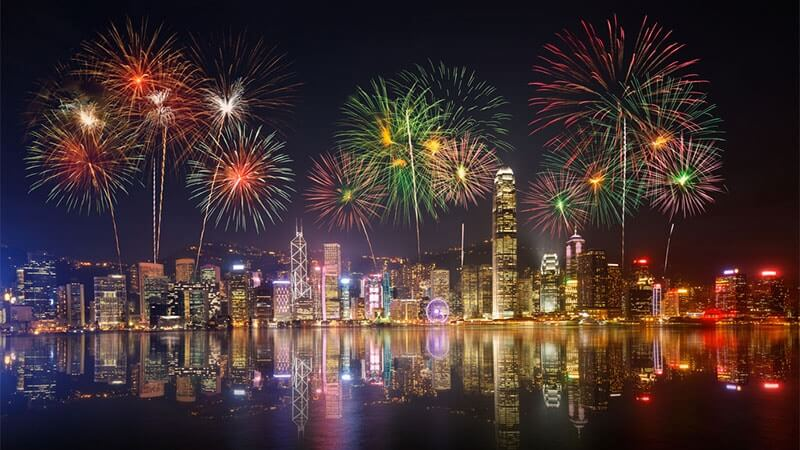 Cool places to celebrate New Year\'s Eve in Hong Kong