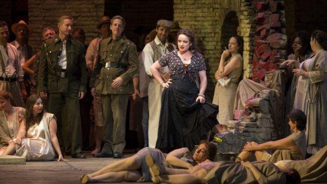 The Met Opera: Live in HD 2019 Series (Carmen)