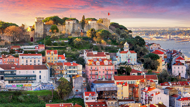 Summer destination: Lisbon