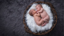 Family photos: Jules Baby twins shoot