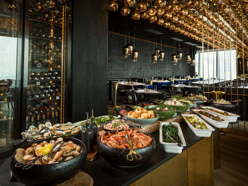 Hong Kong restaurant with a view: ALTO